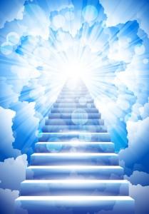 天国への階段イメージ