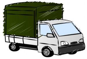自宅訪問型ペット火葬車両イメージ