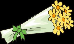 ノラ猫への花束イメージ